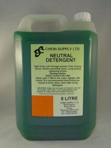 Chemi Neutral Detergent 5L
