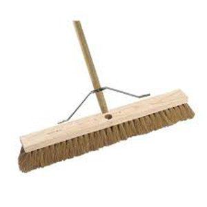 "24"" Coco Sweeping Broom"