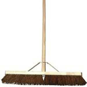 "24"" Bassine Broom Complete-"