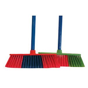 "12"" Soft Plastic Broom"