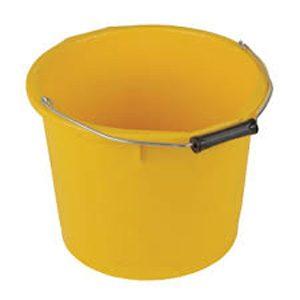 Mbk3 14L Ldpe Bucket Yell