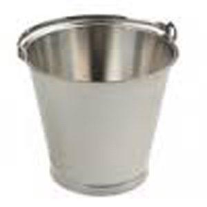 Mbk4 10Ltr Steel Bucket