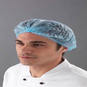 Detectable Blue Mop Cap